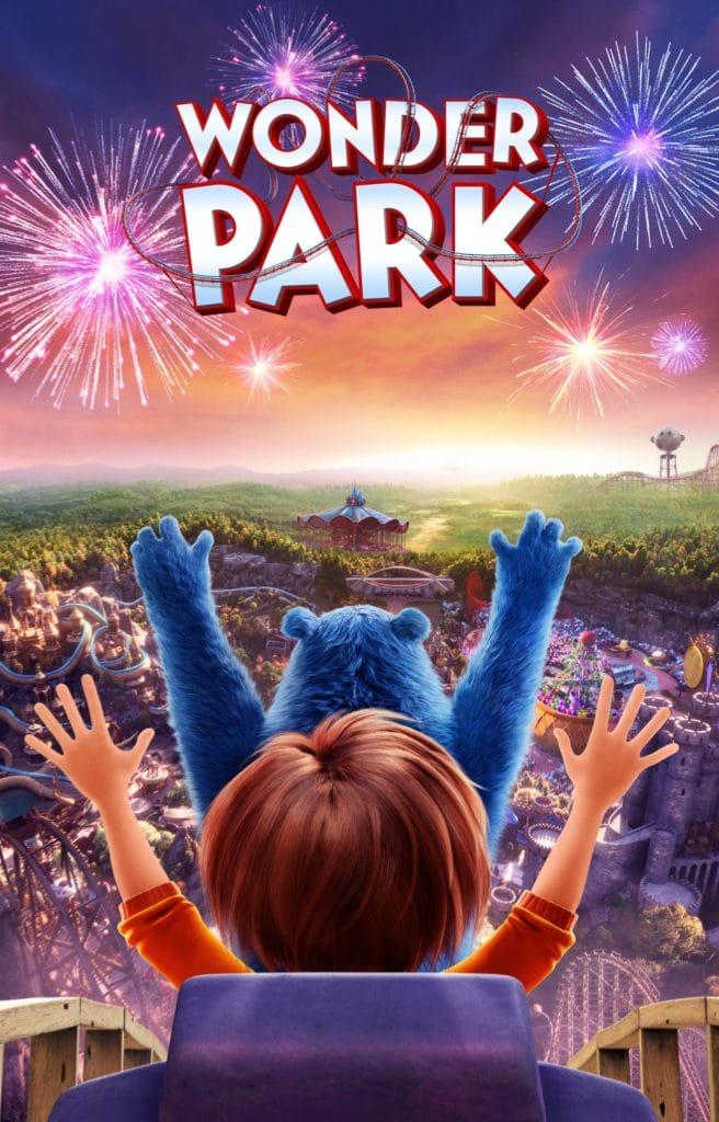 """Plakat von """"Willkommen im Wunder Park"""""""