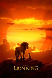 Plakat von Der König der Löwen