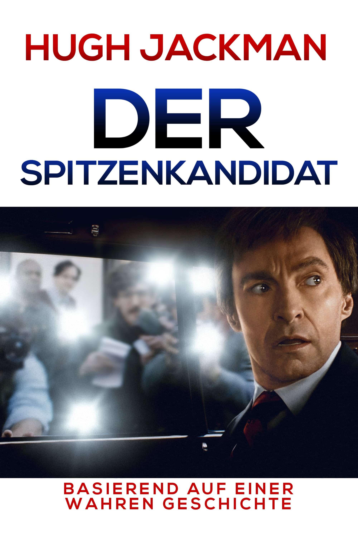 """Plakat von """"The Front Runner"""""""