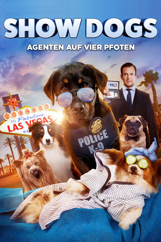 """Plakat von """"Show Dogs - Agenten auf vier Pfoten"""""""