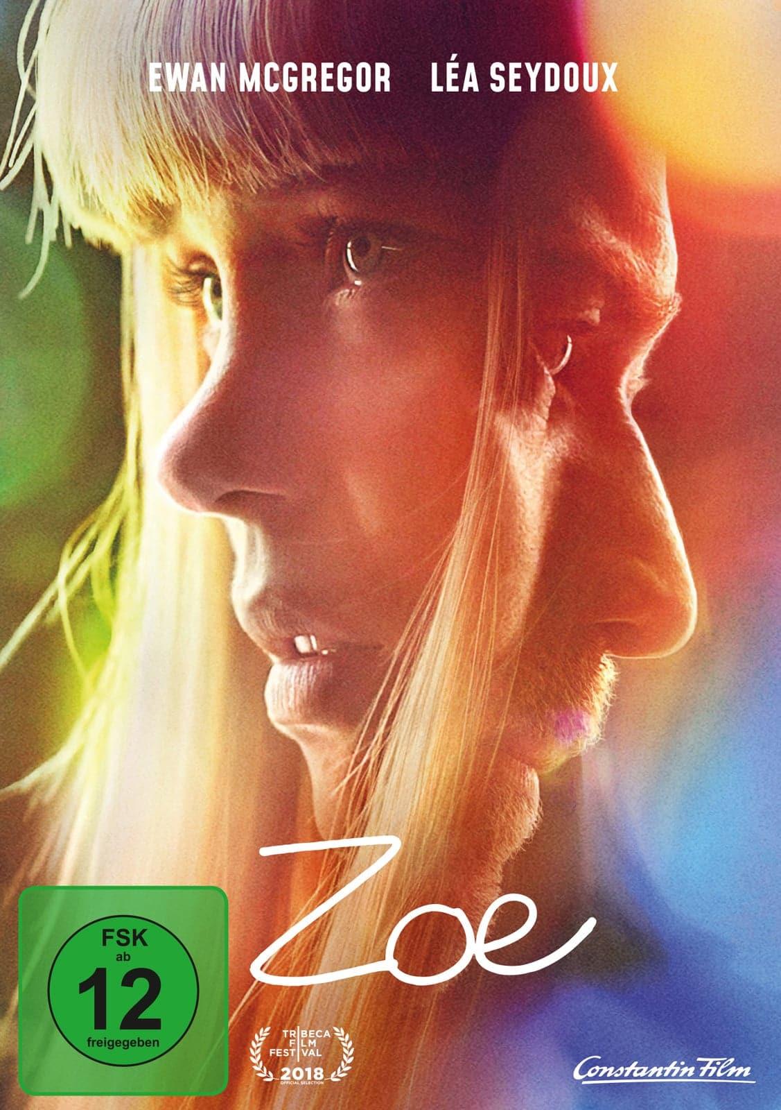 """Plakat von """"Zoe"""""""
