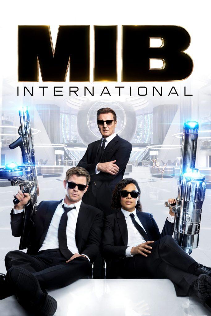"""Plakat von """"Men in Black: International"""""""