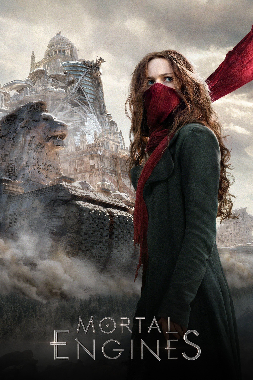 """Plakat von """"Mortal Engines: Krieg der Städte"""""""