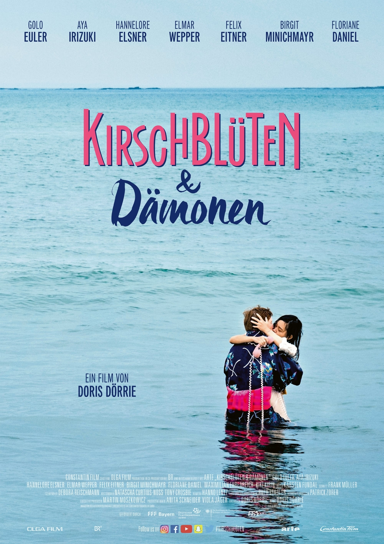 """Plakat von """"Kirschblüten & Dämonen"""""""
