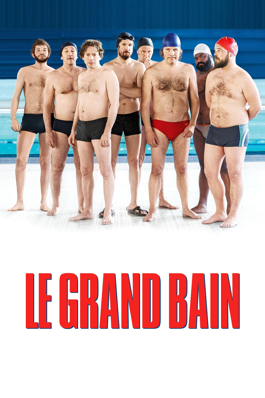 "Plakat von ""Le Grand Bain"""