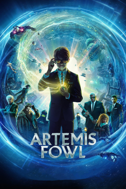 "Plakat von ""Artemis Fowl"""