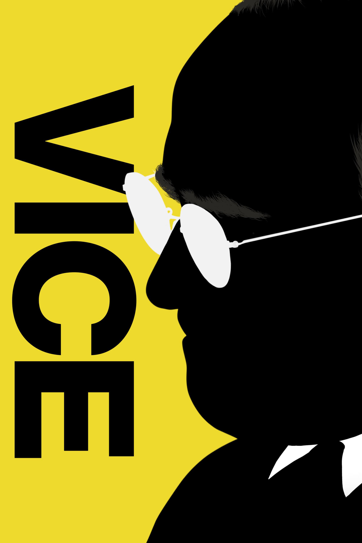 """Plakat von """"Vice - Der zweite Mann"""""""