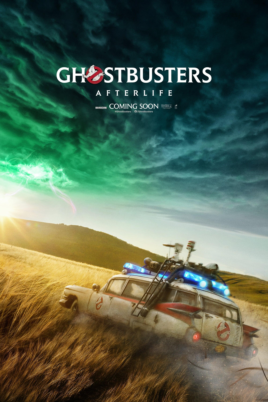 """Plakat von """"Ghostbusters III"""""""