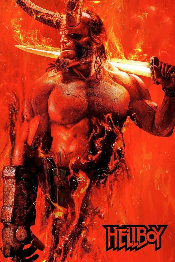 """Plakat von """"Hellboy - Call of Darkness"""""""