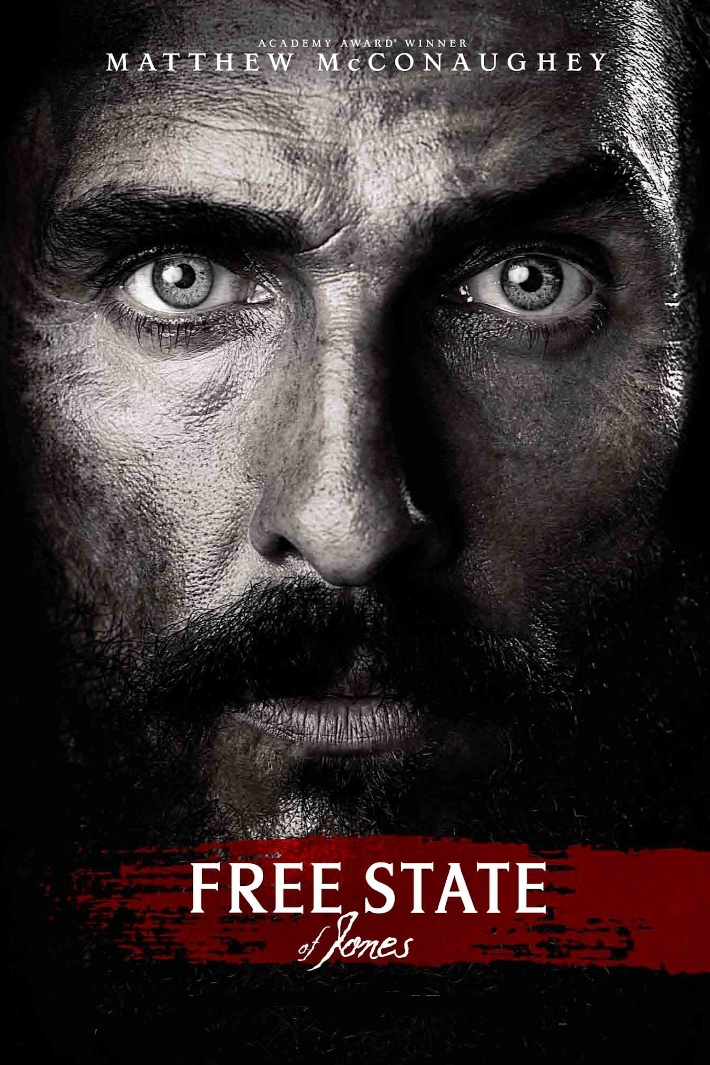 "Plakat von ""Free State of Jones"""