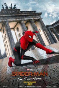 Plakat von Spider-Man: Far from Home