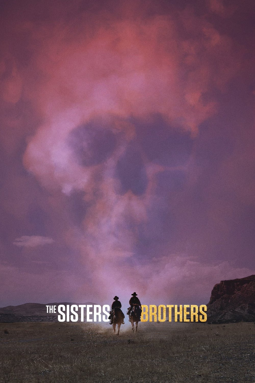 "Plakat von ""The Sisters Brothers"""