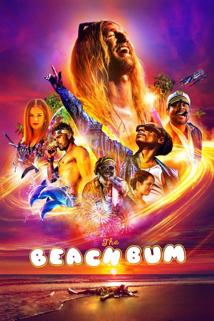 """Plakat von """"The Beach Bum"""""""