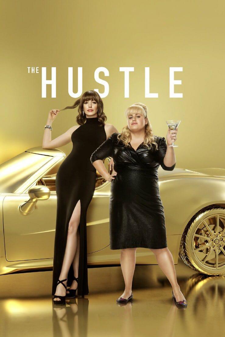 """Plakat von """"The Hustle"""""""