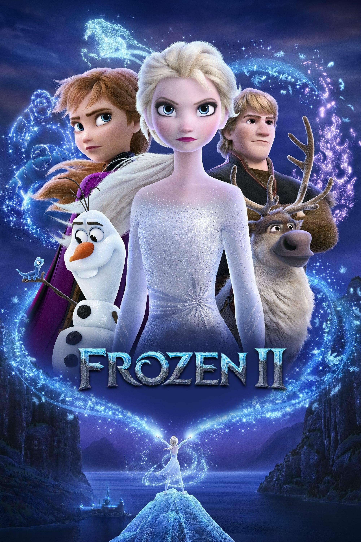 """Plakat von """"Die Eiskönigin 2"""""""