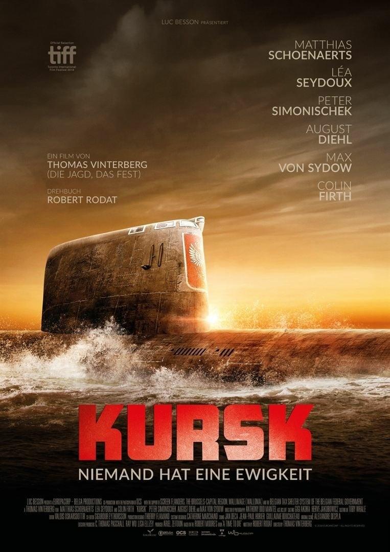 """Plakat von """"Kursk"""""""