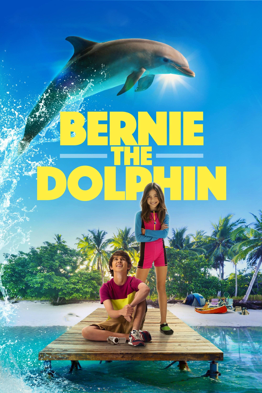"""Plakat von """"Bernie the Dolphin"""""""