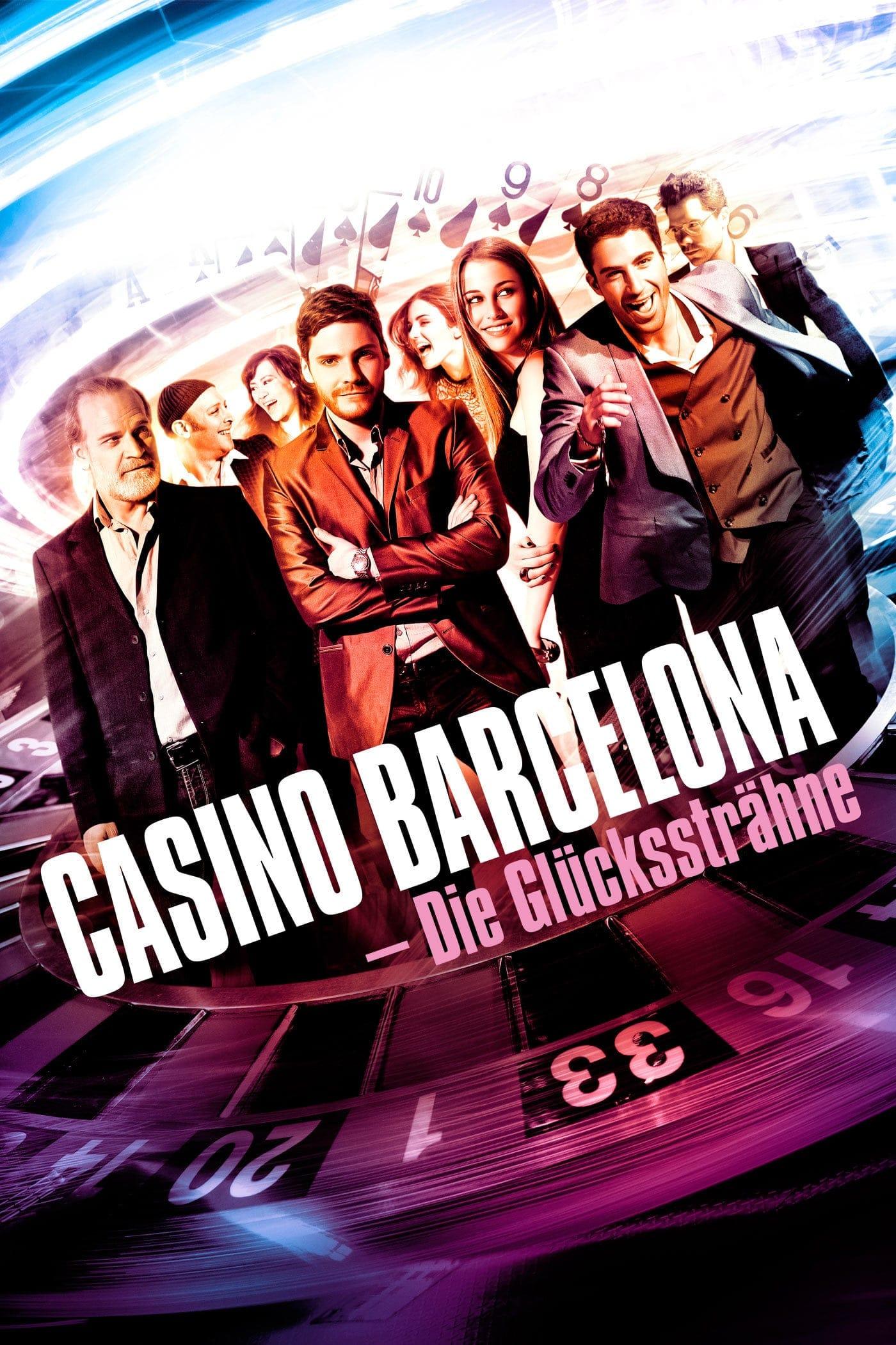 """Plakat von """"Casino Barcelona: Die Glückssträhne"""""""