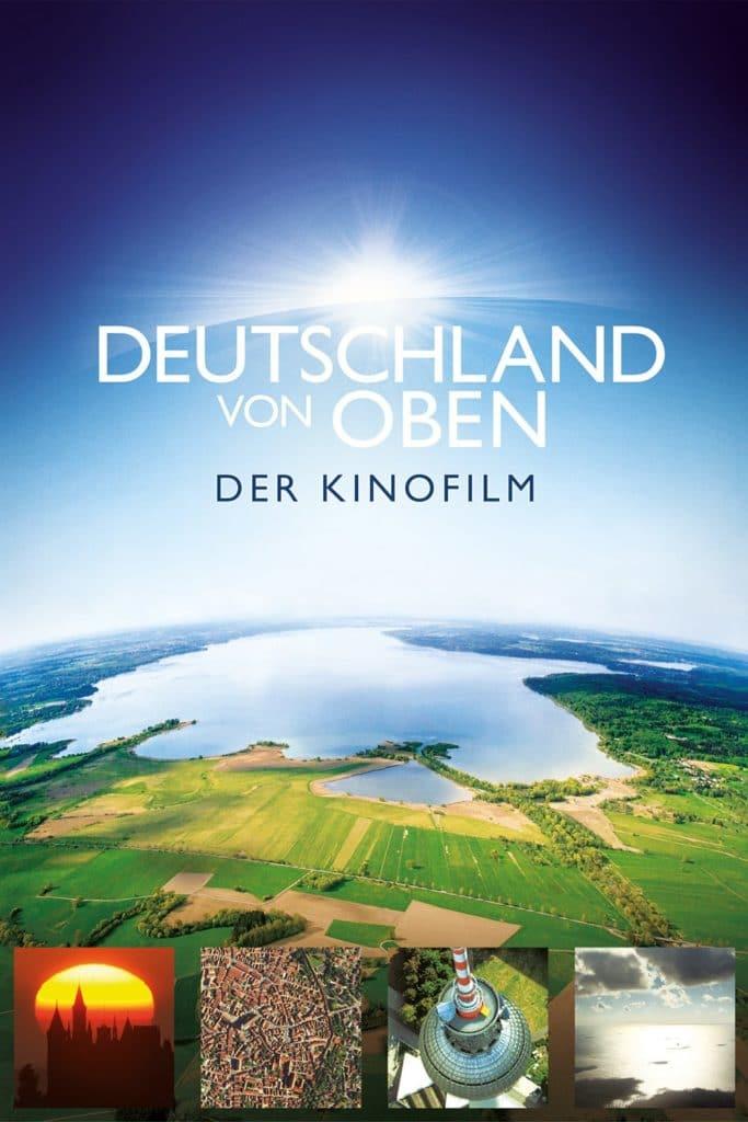 """Plakat von """"Deutschland von Oben - Der Kinofilm"""""""