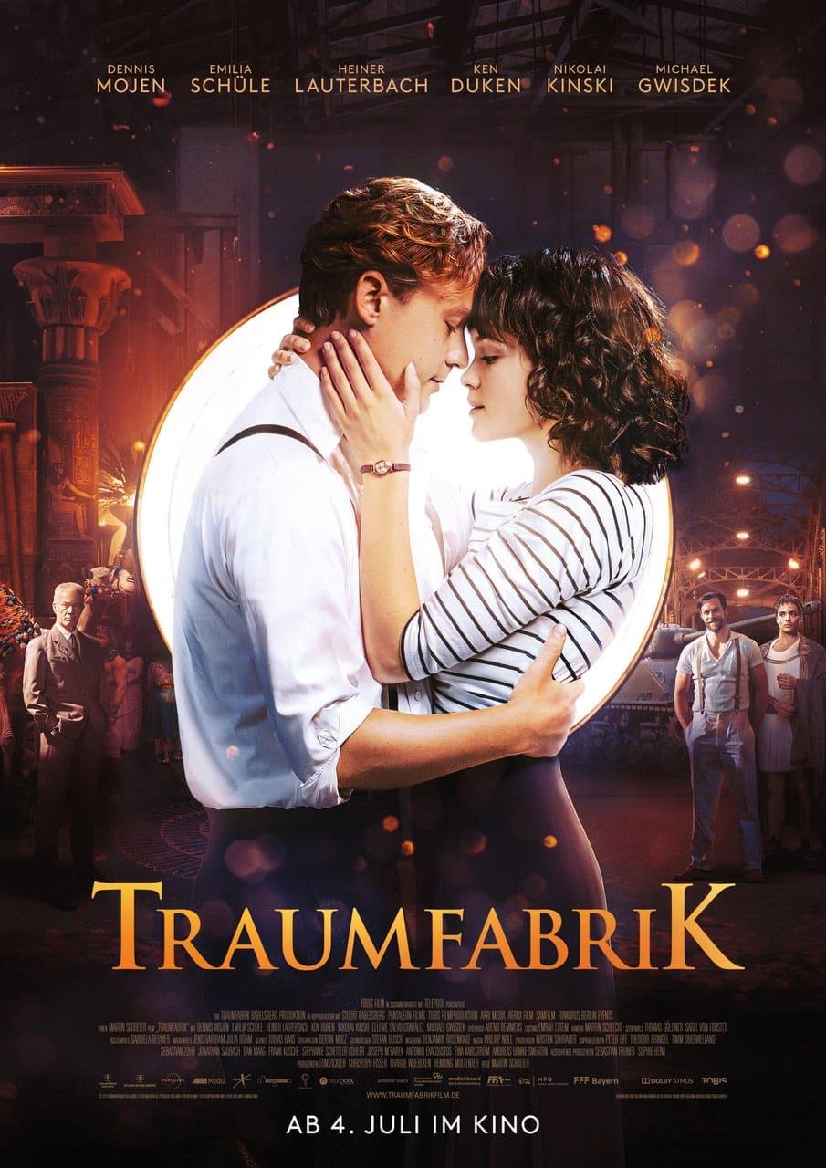 """Plakat von """"Traumfabrik"""""""