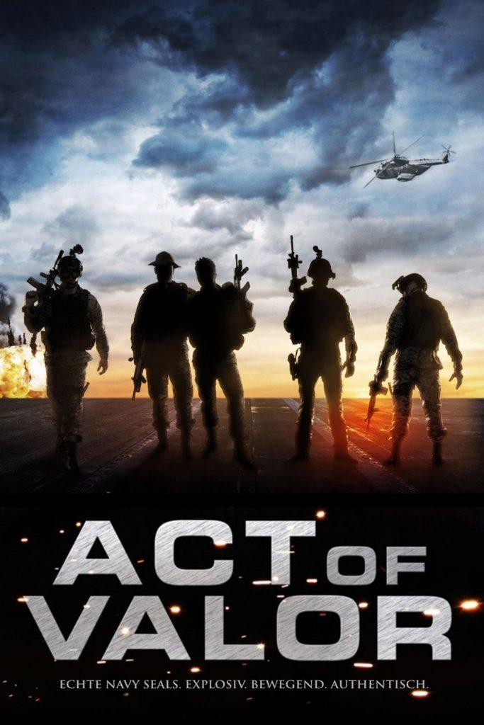 """Plakat von """"Act of Valor"""""""