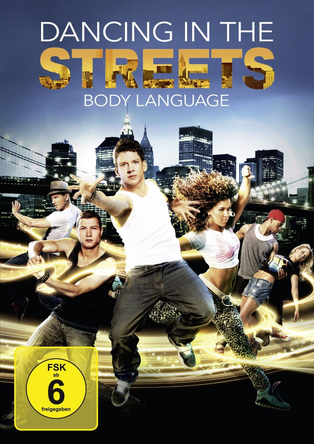 "Plakat von ""Dancing in the Streets - Body Language"""