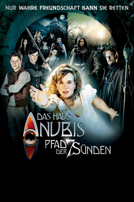 """Plakat von """"Das Haus Anubis - Pfad der 7 Sünden"""""""
