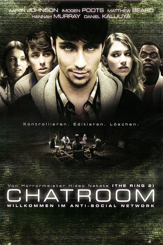 """Plakat von """"Chatroom"""""""