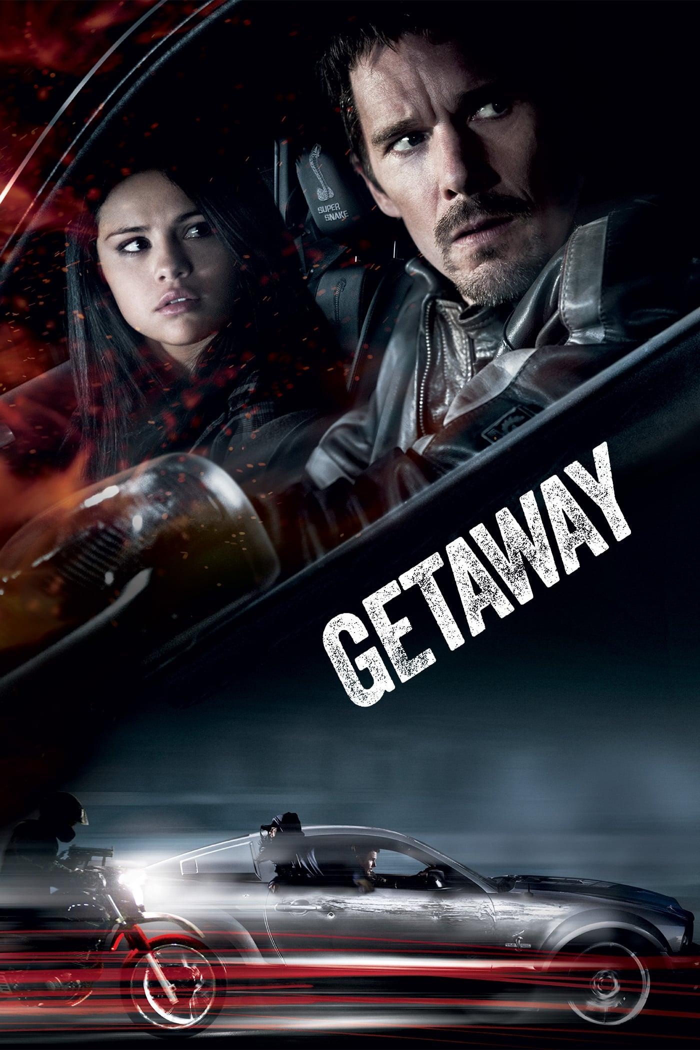 """Plakat von """"Getaway"""""""