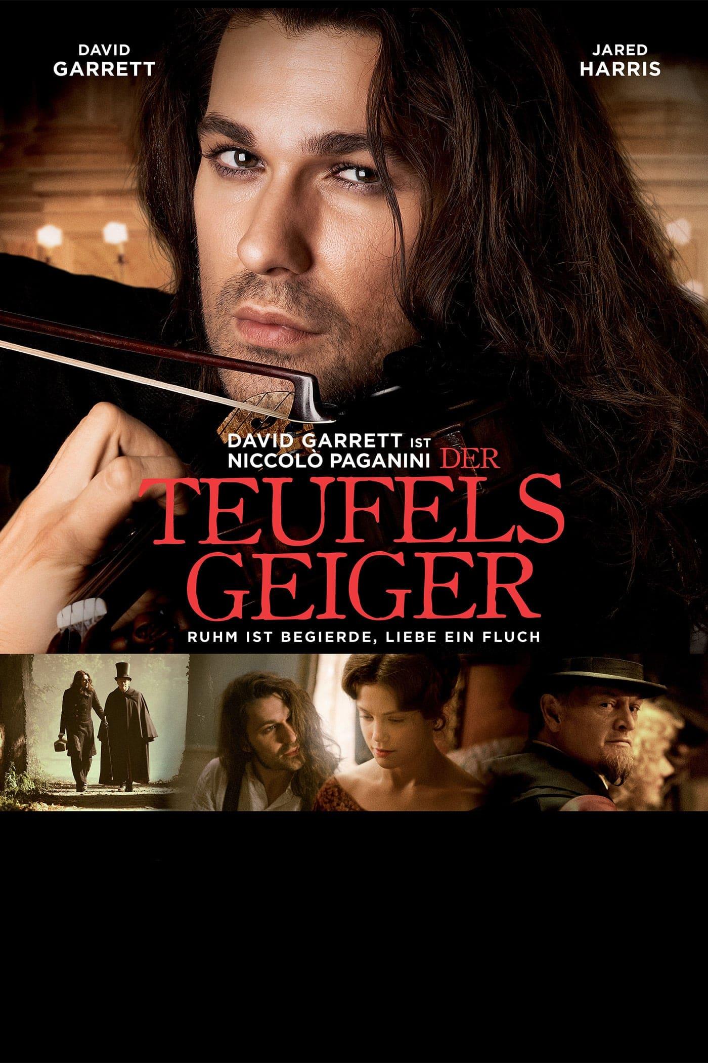 """Plakat von """"Der Teufelsgeiger"""""""