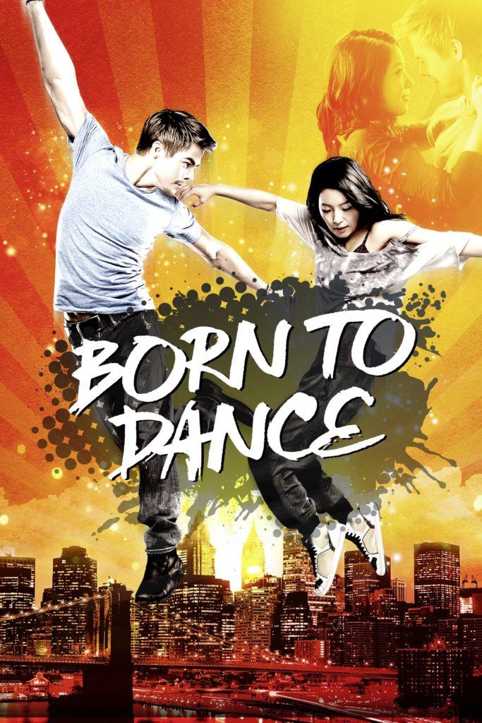 """Plakat von """"Born to Dance"""""""