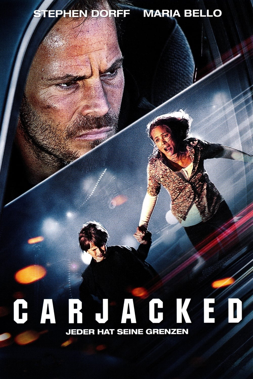 "Plakat von ""Carjacked"""