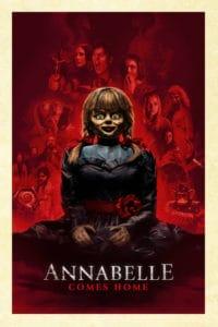 Plakat von Annabelle 3