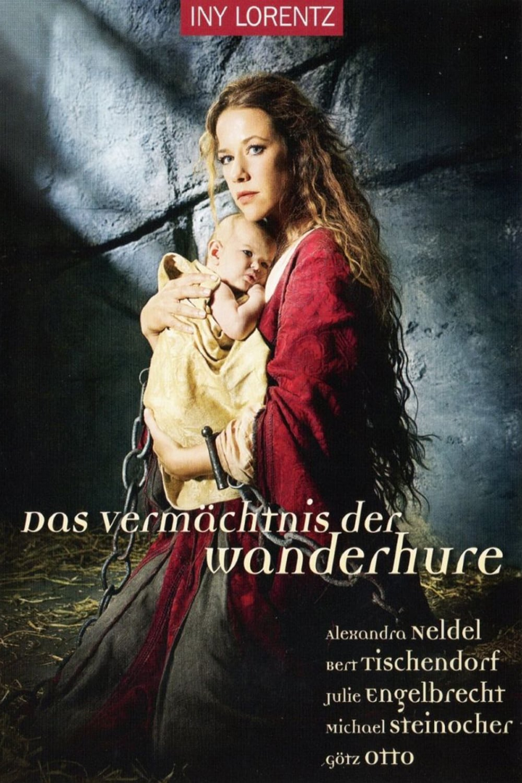 """Plakat von """"Das Vermächtnis der Wanderhure"""""""