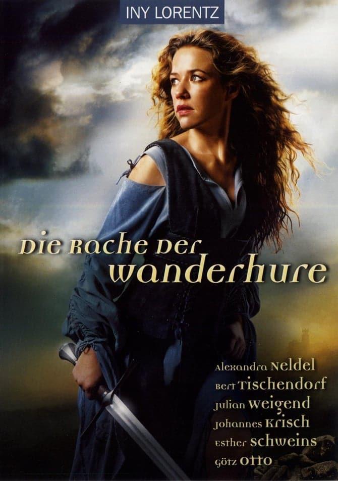 """Plakat von """"Die Rache der Wanderhure"""""""