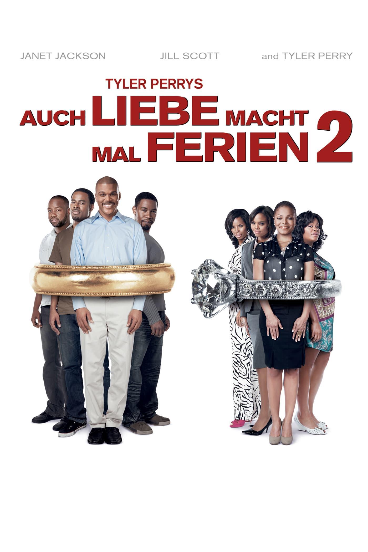 """Plakat von """"Auch Liebe macht mal Ferien 2"""""""