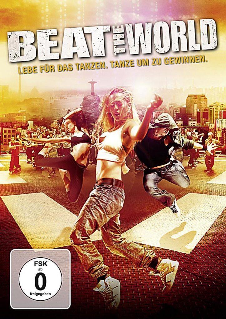 """Plakat von """"Beat the World"""""""