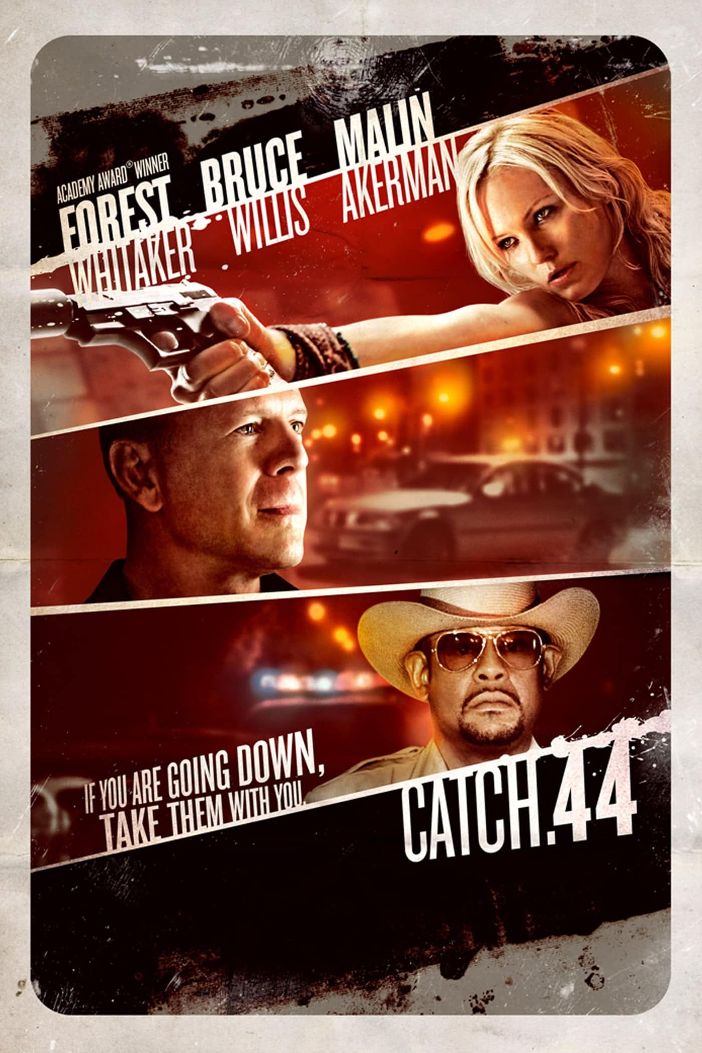 """Plakat von """"Catch.44 - Der ganz große Coup"""""""