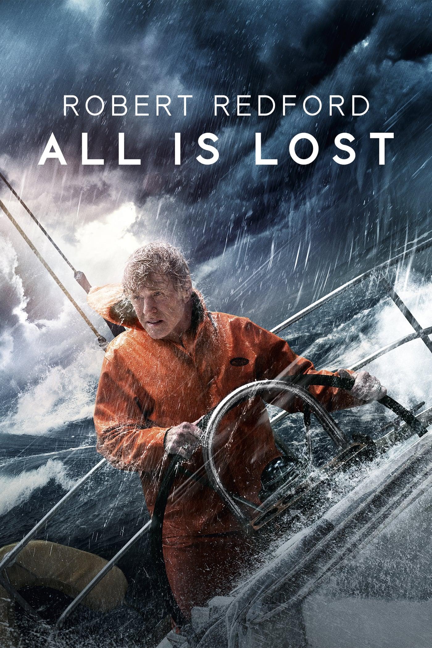 """Plakat von """"All Is Lost"""""""