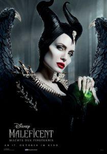 Plakat von Maleficent: Mächte der Finsternis