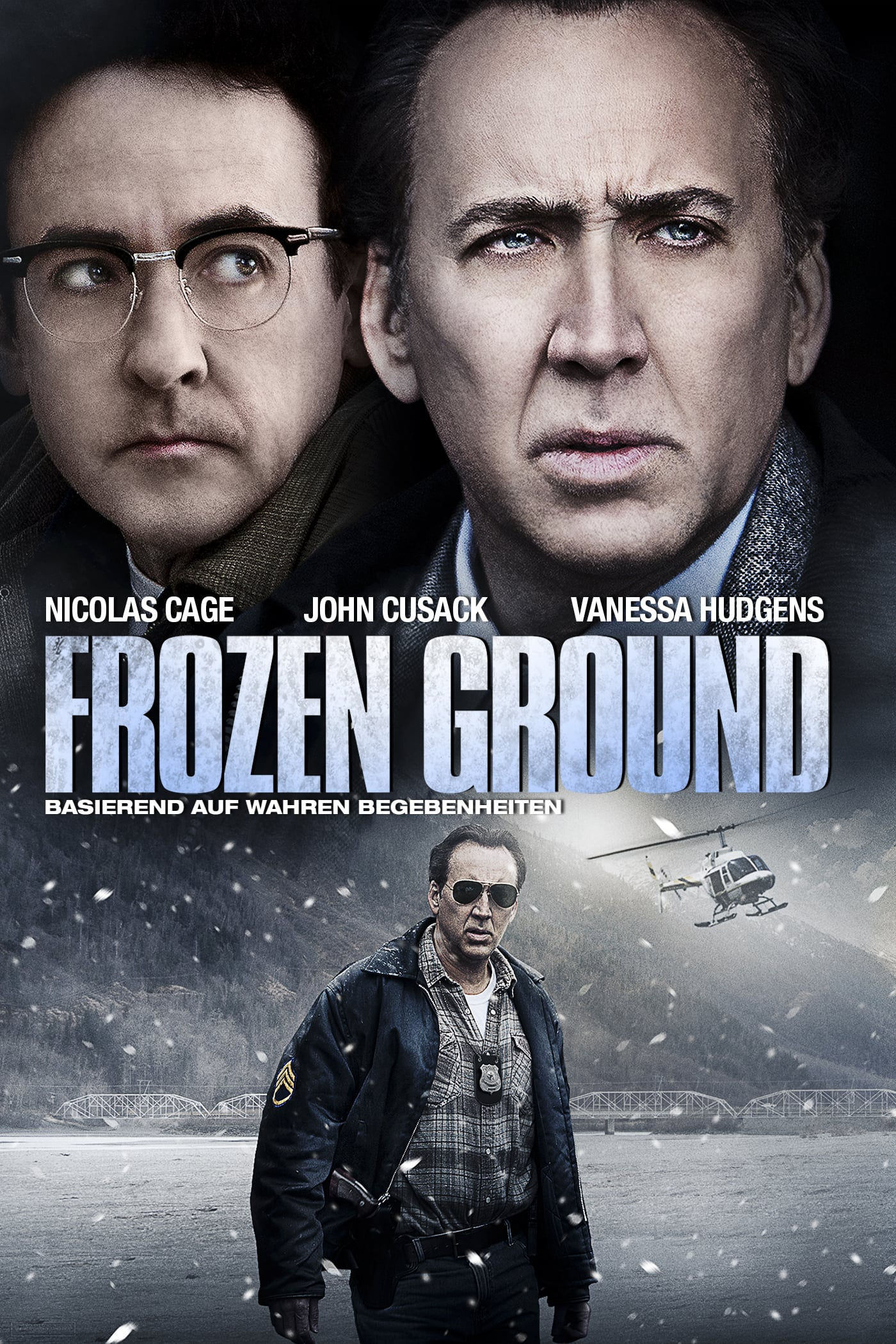 "Plakat von ""Frozen Ground"""