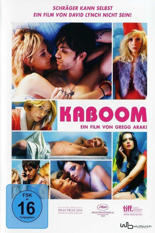 """Plakat von """"Kaboom"""""""