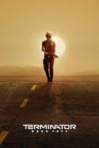 Plakat von Terminator: Dark Fate
