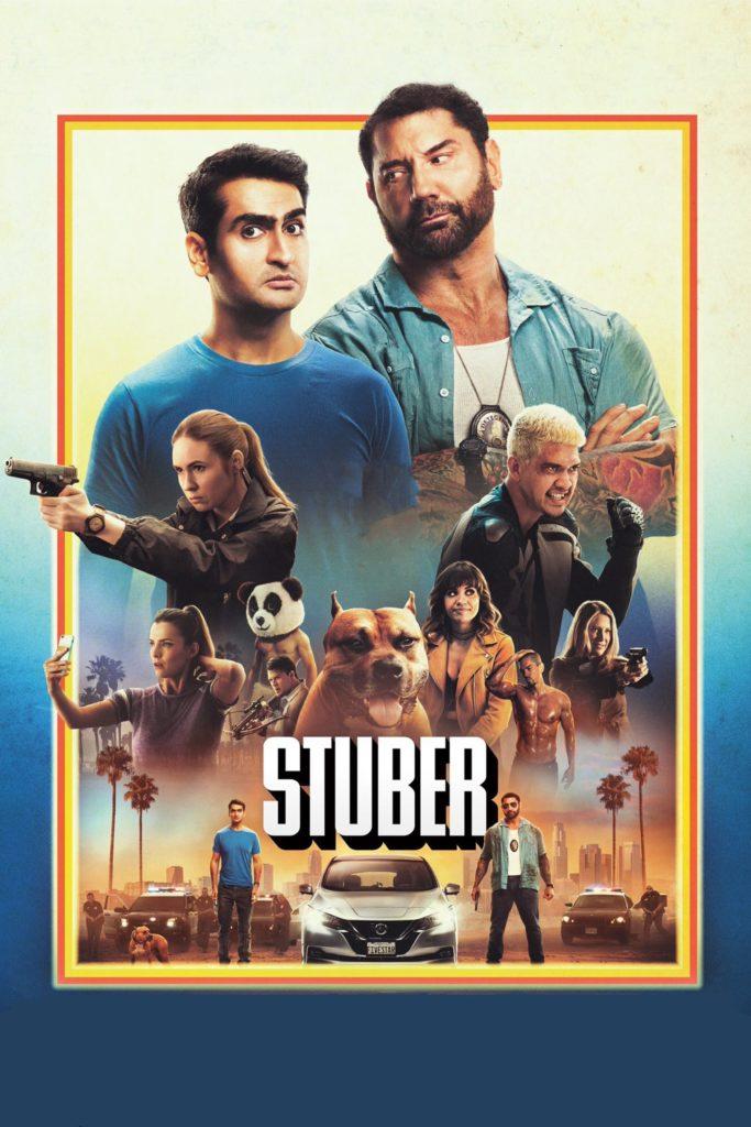 """Plakat von """"Stuber"""""""