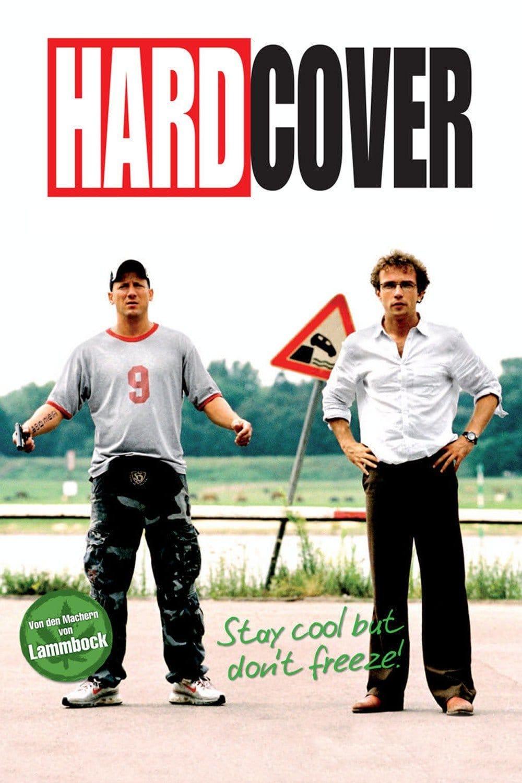 """Plakat von """"Hardcover"""""""