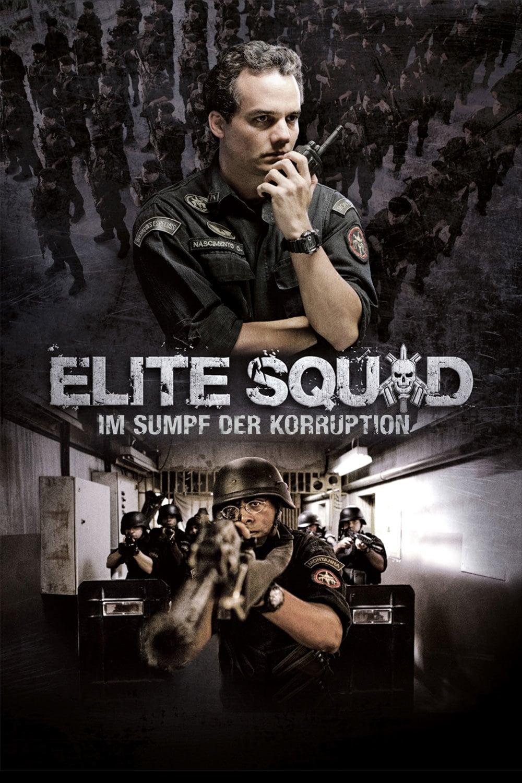 """Plakat von """"Elite Squad: Im Sumpf der Korruption"""""""