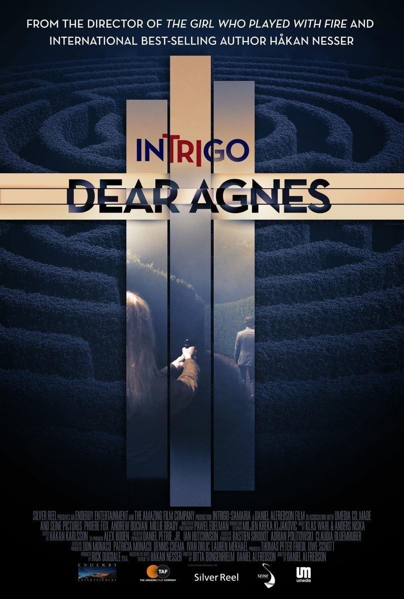 """Plakat von """"Intrigo: Dear Agnes"""""""