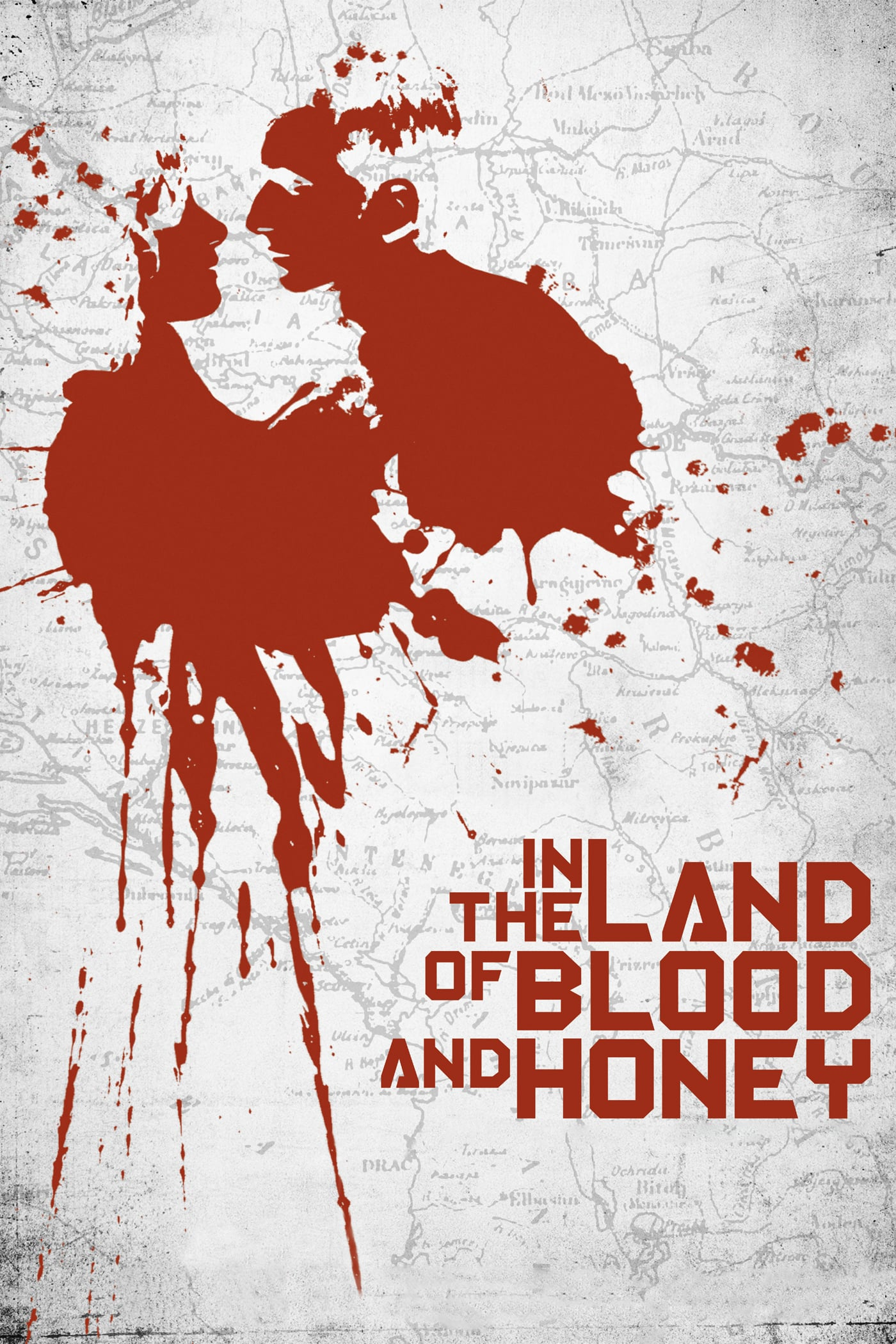 """Plakat von """"In the Land of Blood and Honey"""""""