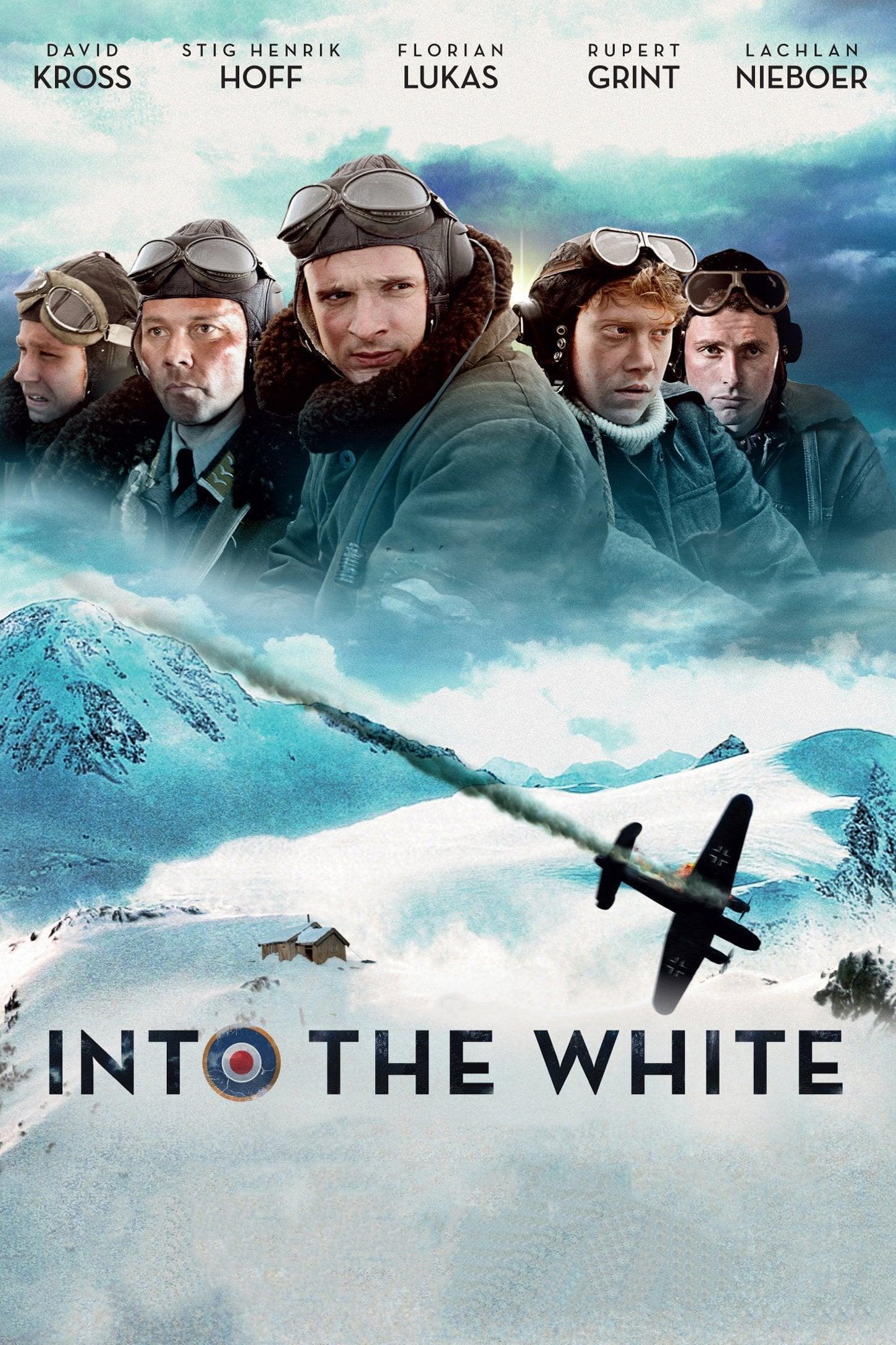 """Plakat von """"Into the White"""""""