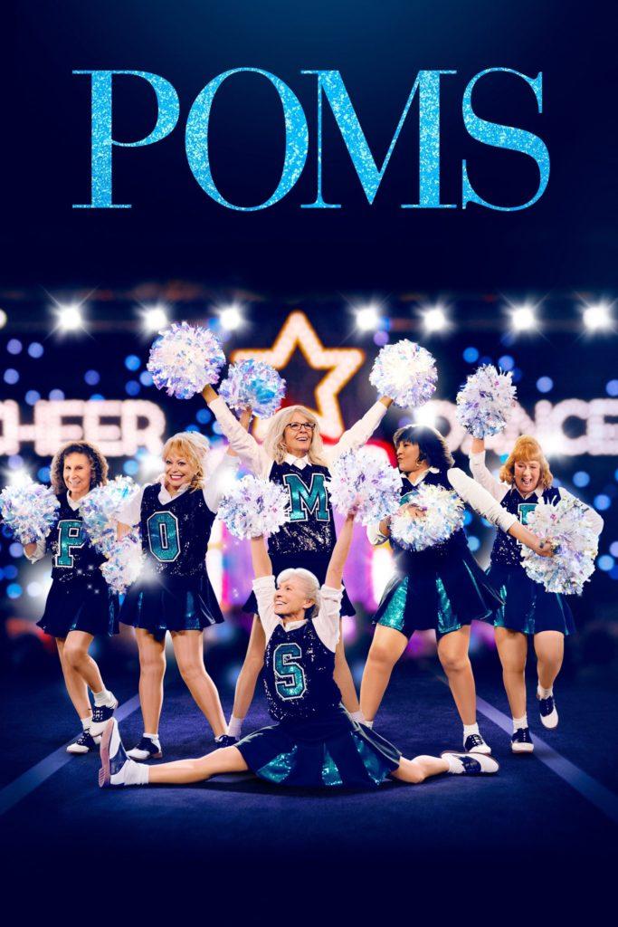 """Plakat von """"Poms"""""""